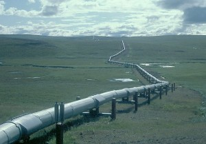 Photo source - humanevents.com This image is a view of what the proposed Keystone pipeline may look like.