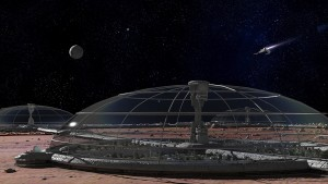 Commercialized Space Travel: Business In The Final Frontier